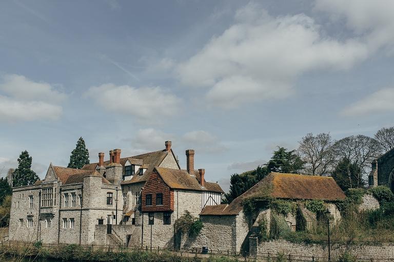 Kent Wedding, Archbishop's Palace, Maidstone