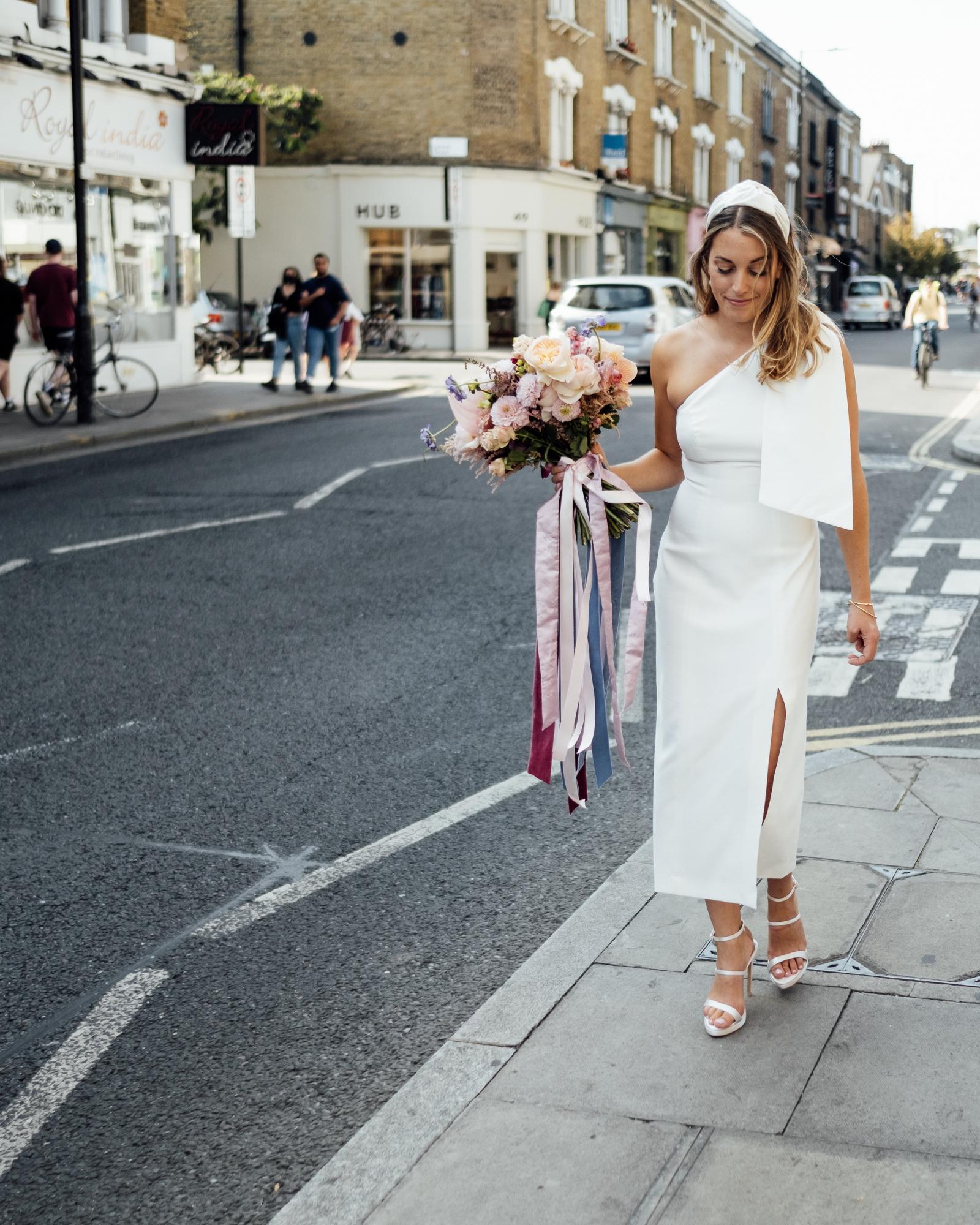 Bride - London Wedding